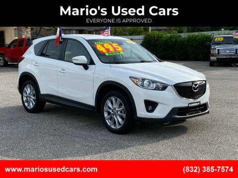 2015 Mazda CX-5 for sale at Mario's Used Cars - Pasadena Location in Pasadena TX