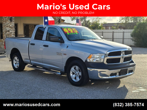 2014 RAM Ram Pickup 1500 for sale at Mario's Used Cars in Houston TX