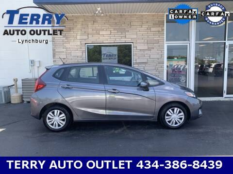 2017 Honda Fit for sale at Terry Auto Outlet in Lynchburg VA