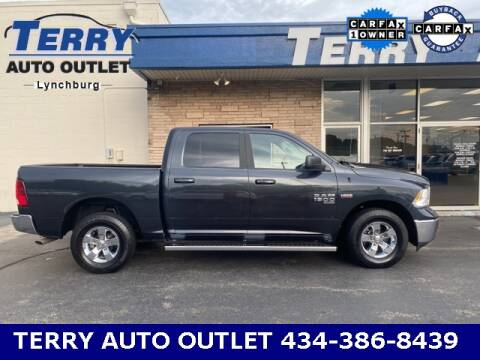 2019 RAM Ram Pickup 1500 Classic for sale at Terry Auto Outlet in Lynchburg VA