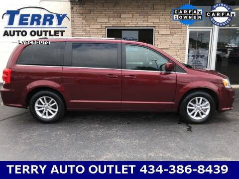 2019 Dodge Grand Caravan for sale at Terry Auto Outlet in Lynchburg VA