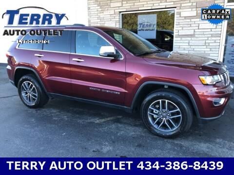 2019 Jeep Grand Cherokee for sale at Terry Auto Outlet in Lynchburg VA