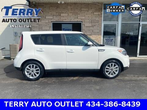 2019 Kia Soul for sale at Terry Auto Outlet in Lynchburg VA