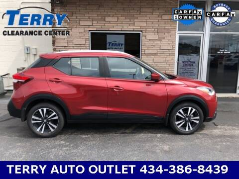 2018 Nissan Kicks for sale at Terry Auto Outlet in Lynchburg VA