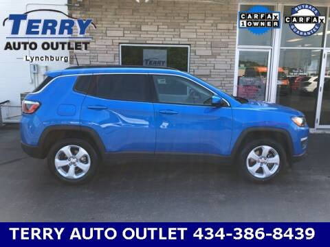 2018 Jeep Compass for sale at Terry Auto Outlet in Lynchburg VA