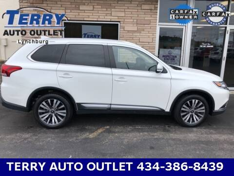 2019 Mitsubishi Outlander for sale at Terry Auto Outlet in Lynchburg VA