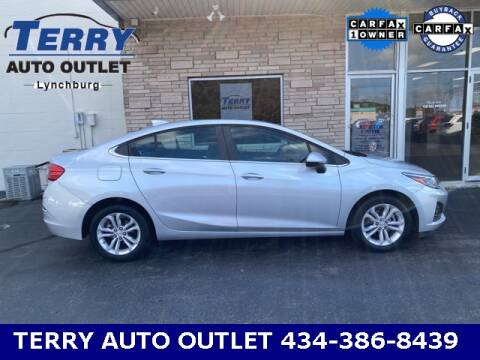 2019 Chevrolet Cruze for sale at Terry Auto Outlet in Lynchburg VA