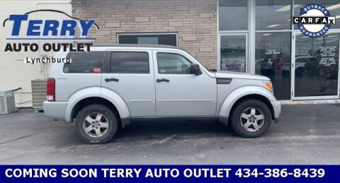 2009 Dodge Nitro for sale at Terry Auto Outlet in Lynchburg VA