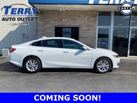 2019 Chevrolet Malibu for sale at Terry Auto Outlet in Lynchburg VA