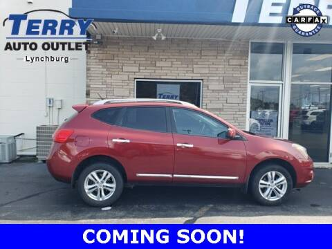 2013 Nissan Rogue for sale at Terry Auto Outlet in Lynchburg VA