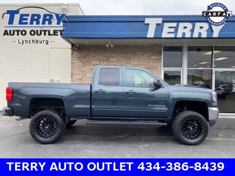 2018 Chevrolet Silverado 1500 for sale at Terry Auto Outlet in Lynchburg VA