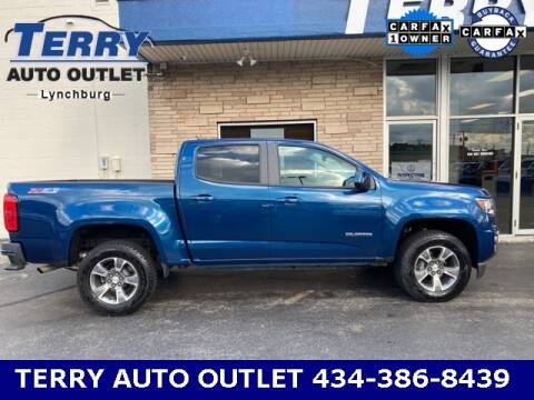 2019 Chevrolet Colorado for sale at Terry Auto Outlet in Lynchburg VA