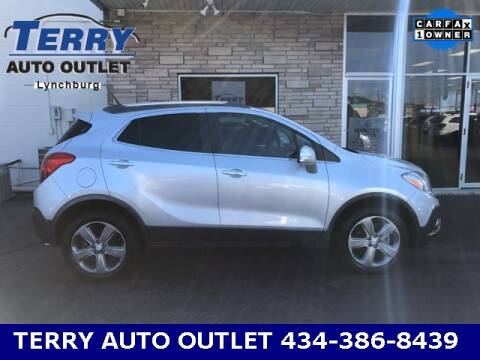2014 Buick Encore for sale at Terry Auto Outlet in Lynchburg VA
