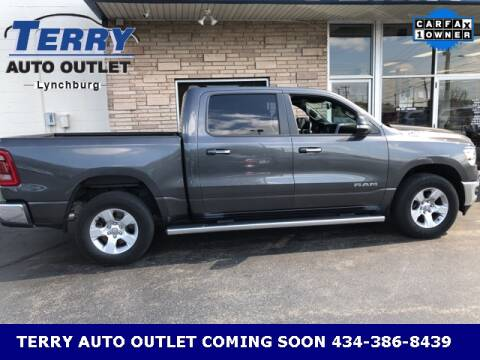 2019 RAM Ram Pickup 1500 for sale at Terry Auto Outlet in Lynchburg VA