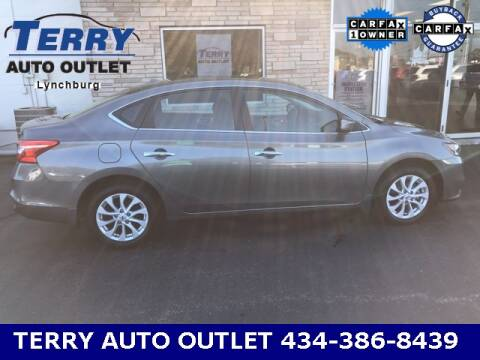 2018 Nissan Sentra for sale at Terry Auto Outlet in Lynchburg VA