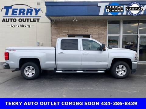 2016 Chevrolet Silverado 1500 for sale at Terry Auto Outlet in Lynchburg VA