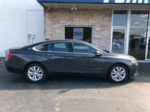 2019 Chevrolet Impala for sale at Terry Auto Outlet in Lynchburg VA