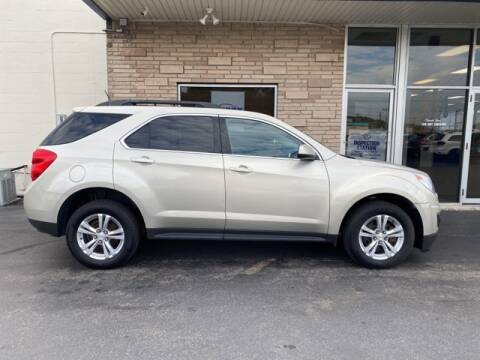 2015 Chevrolet Equinox for sale at Terry Auto Outlet in Lynchburg VA