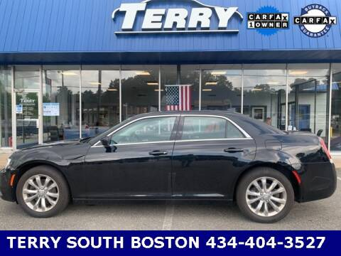 2017 Chrysler 300 for sale at Terry of South Boston in South Boston VA