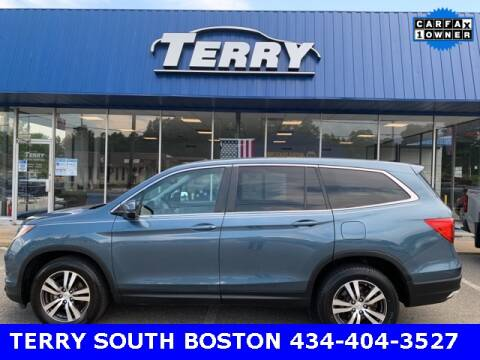 2016 Honda Pilot for sale at Terry of South Boston in South Boston VA