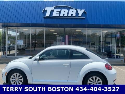 2019 Volkswagen Beetle for sale at Terry of South Boston in South Boston VA