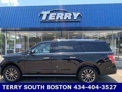 2019 Ford Expedition MAX for sale at Terry of South Boston in South Boston VA
