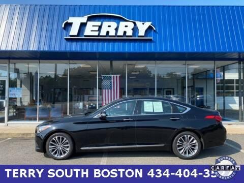 2016 Hyundai Genesis for sale at Terry of South Boston in South Boston VA