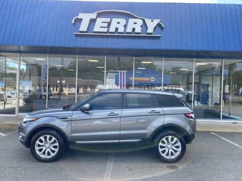 2015 Land Rover Range Rover Evoque for sale at Terry of South Boston in South Boston VA