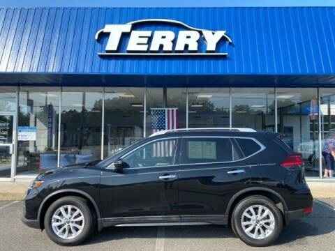 2017 Nissan Rogue for sale at Terry of South Boston in South Boston VA