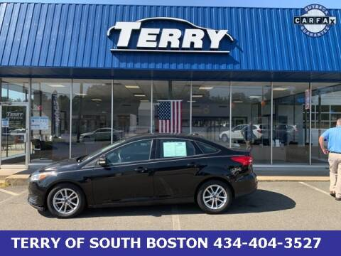 2016 Ford Focus for sale at Terry of South Boston in South Boston VA