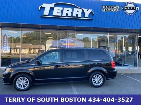 2019 Dodge Grand Caravan for sale at Terry of South Boston in South Boston VA