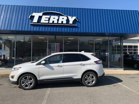 2016 Ford Edge for sale at Terry of South Boston in South Boston VA