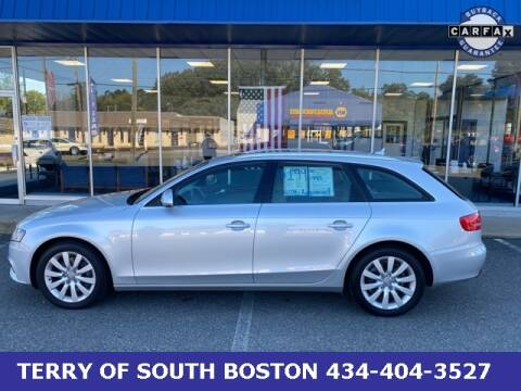 2009 Audi A4 for sale at Terry of South Boston in South Boston VA