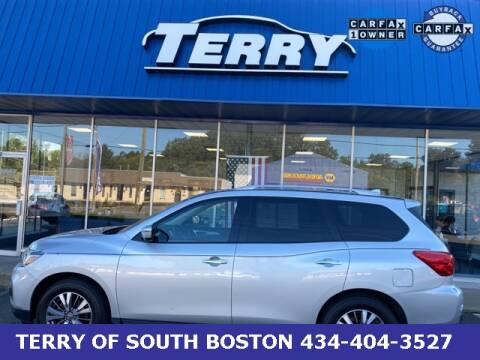 2019 Nissan Pathfinder for sale at Terry of South Boston in South Boston VA