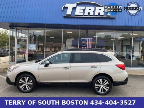 2019 Subaru Outback for sale at Terry of South Boston in South Boston VA