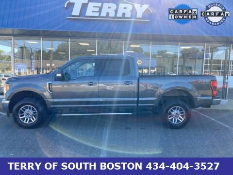 2019 Ford F-250 Super Duty for sale at Terry of South Boston in South Boston VA