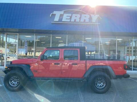 2020 Jeep Gladiator for sale at Terry of South Boston in South Boston VA