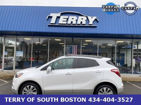 2017 Buick Encore for sale at Terry of South Boston in South Boston VA