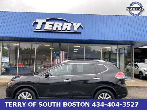 2016 Nissan Rogue for sale at Terry of South Boston in South Boston VA