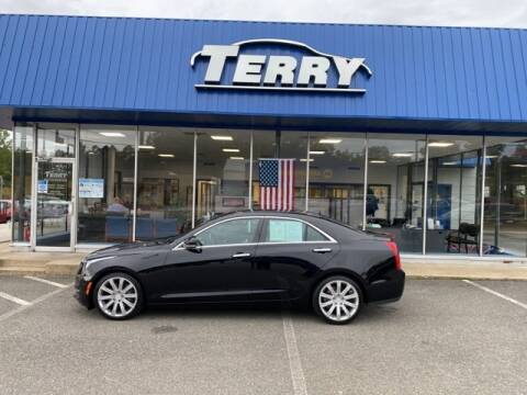 2017 Cadillac ATS for sale at Terry of South Boston in South Boston VA