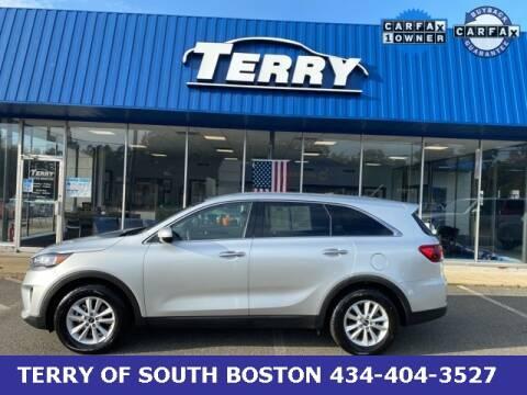 2020 Kia Sorento for sale at Terry of South Boston in South Boston VA