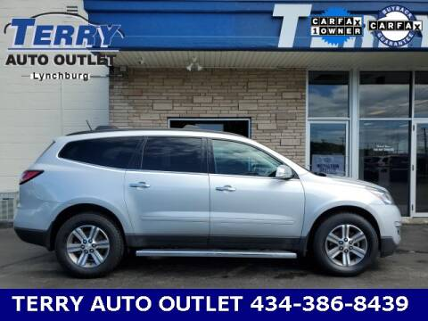 2017 Chevrolet Traverse for sale at Terry of South Boston in South Boston VA