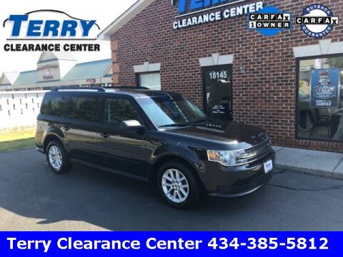 2015 Ford Flex for sale at Terry Clearance Center in Lynchburg VA