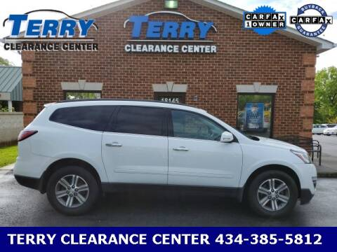 2016 Chevrolet Traverse for sale at Terry Clearance Center in Lynchburg VA