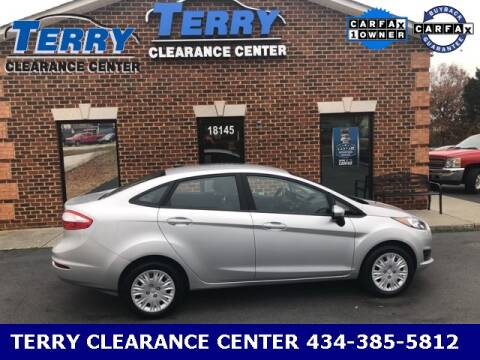 2017 Ford Fiesta for sale at Terry Clearance Center in Lynchburg VA