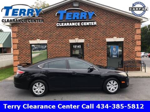 2010 Mazda MAZDA6 for sale at Terry Clearance Center in Lynchburg VA
