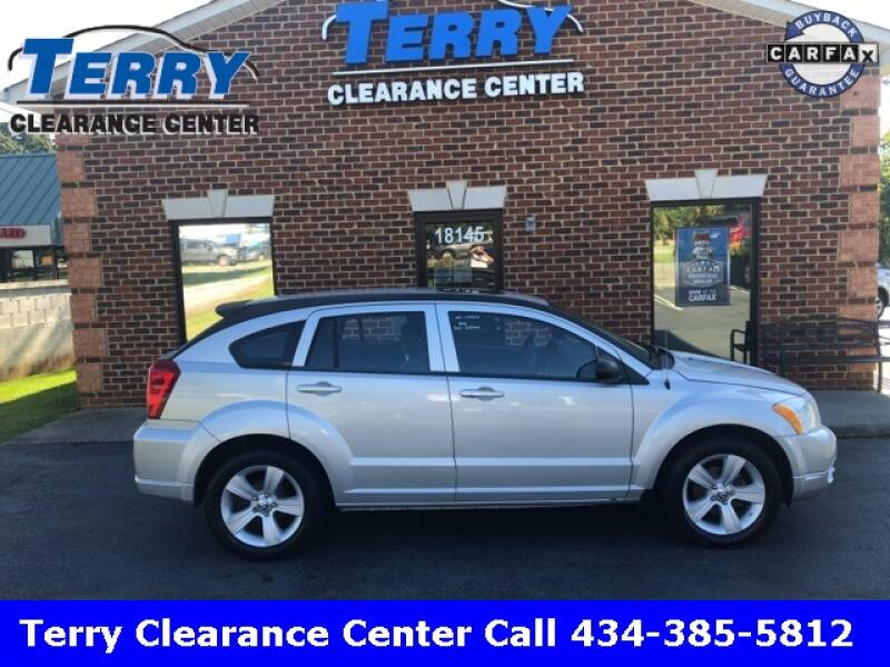 2011 Dodge Caliber for sale at Terry Clearance Center in Lynchburg VA