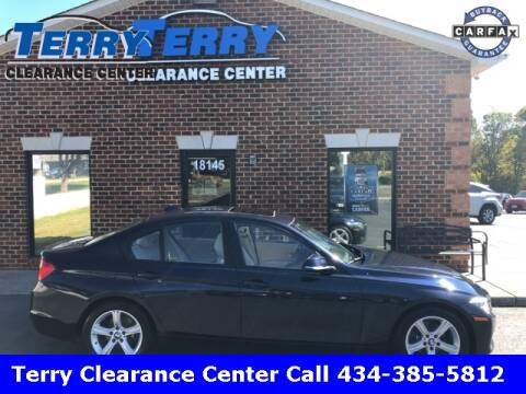 2014 BMW 3 Series for sale at Terry Clearance Center in Lynchburg VA