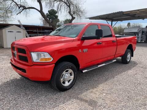 2012 RAM Ram Pickup 3500 ST for sale at Nelson RV in Tucson AZ