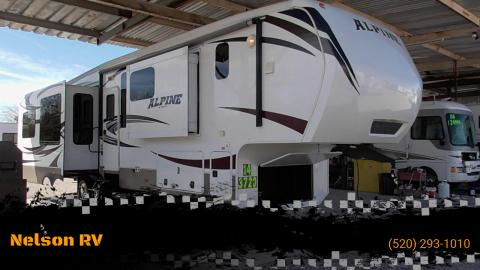 2014 Keystone Alpine 3720FB for sale at Nelson RV in Tucson AZ